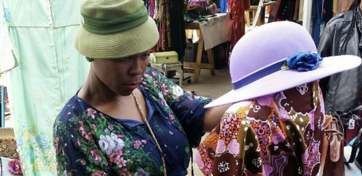 Closet Crush: Sthandiwe Kgoroge is ahead of the curve