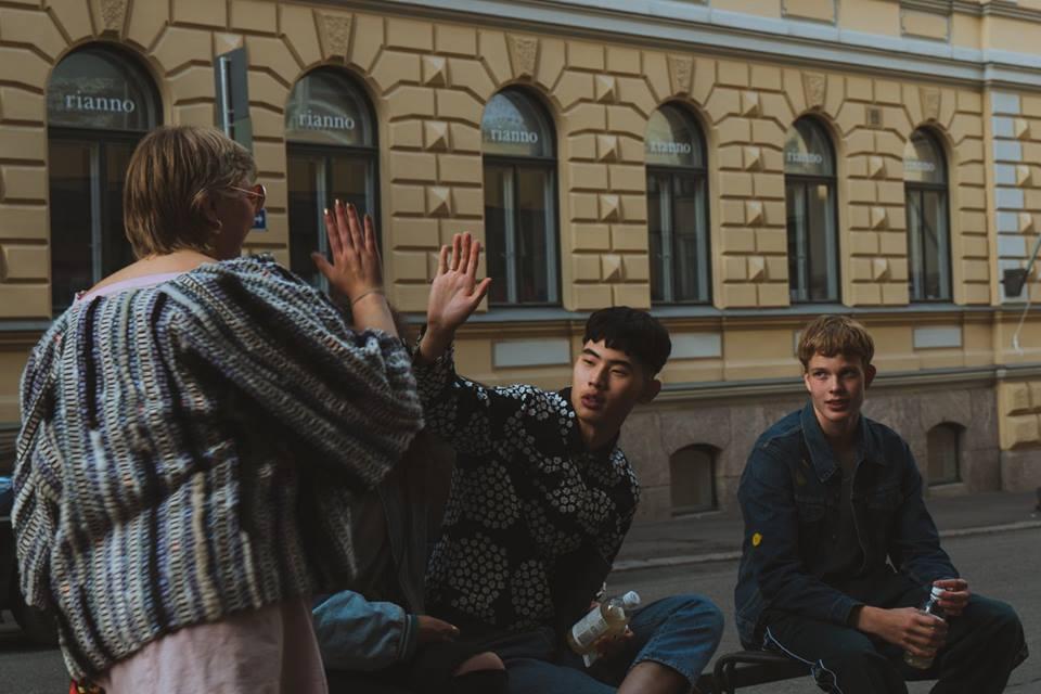 Helsinki Fashion Week walks the green talk this year