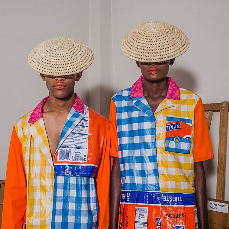 Why Upcycling Suits Katekani Moreku's Design Style
