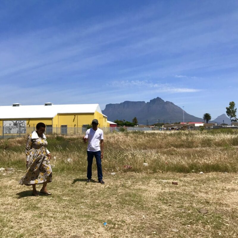 Sinahko offers opportunity in Langa One Stitch at a Time