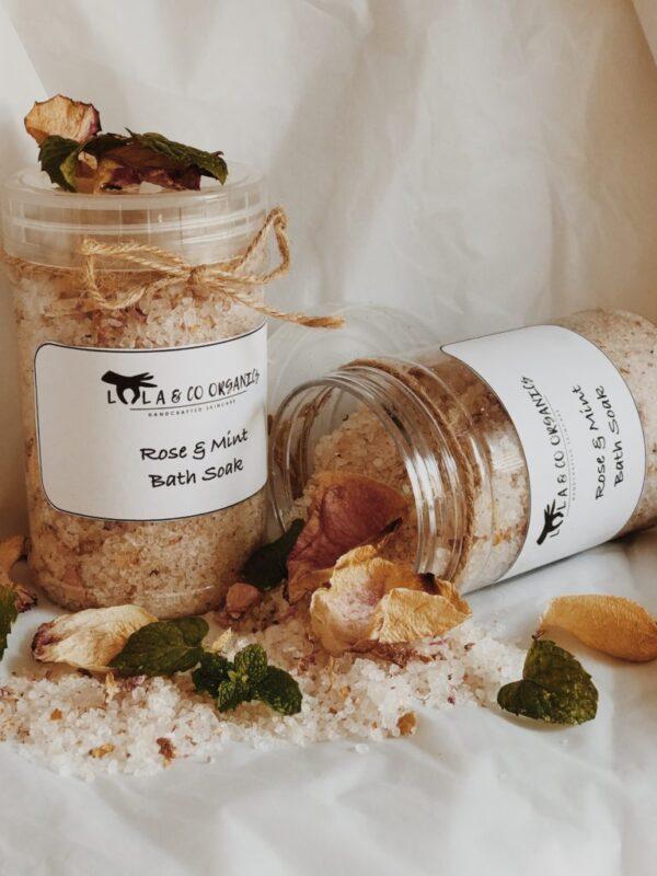 Olwethu Yekwani makes skincare for those who care called Lola&Co Organics