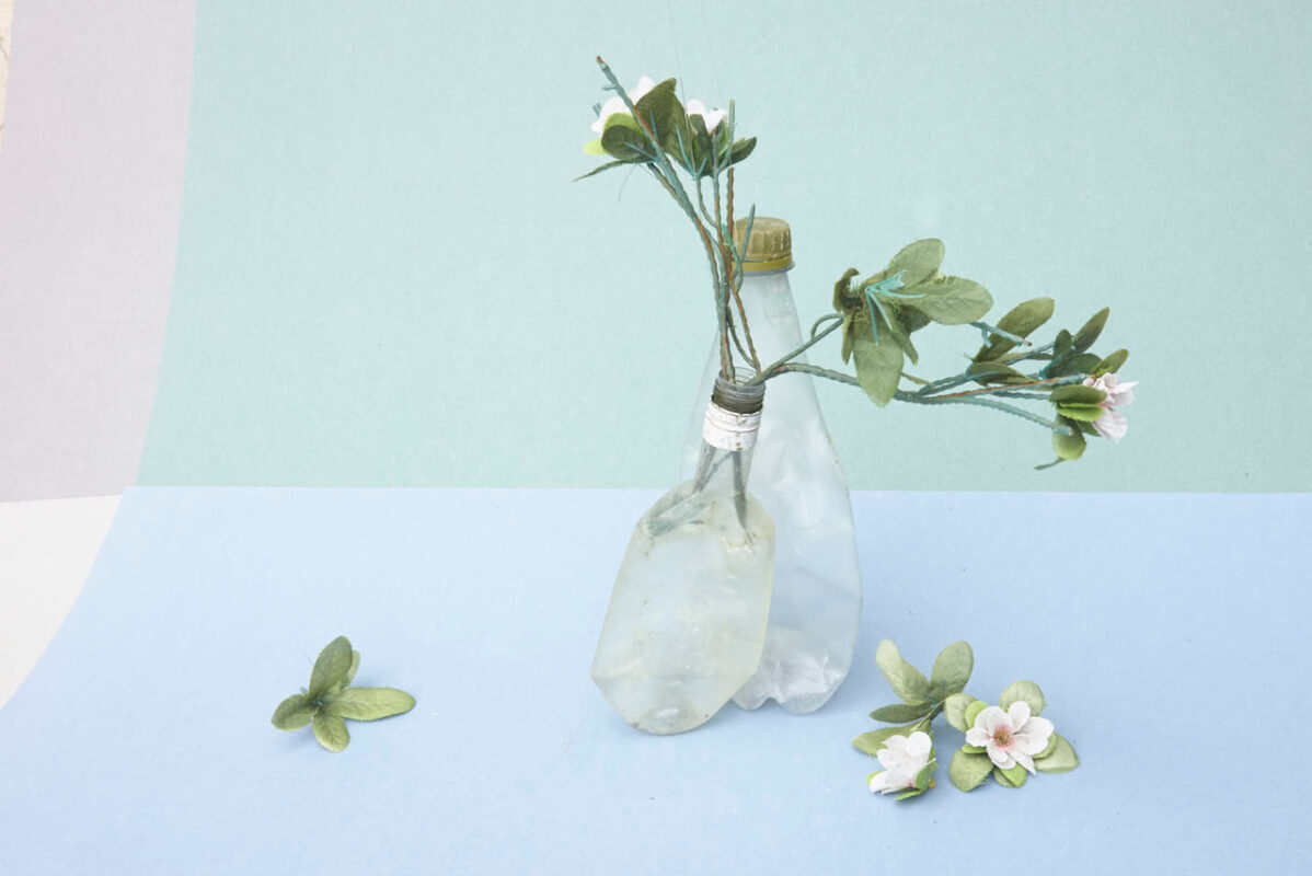 Message in a bottle: Thirza Schaap makes plastic ocean art that is both beautiful and scary