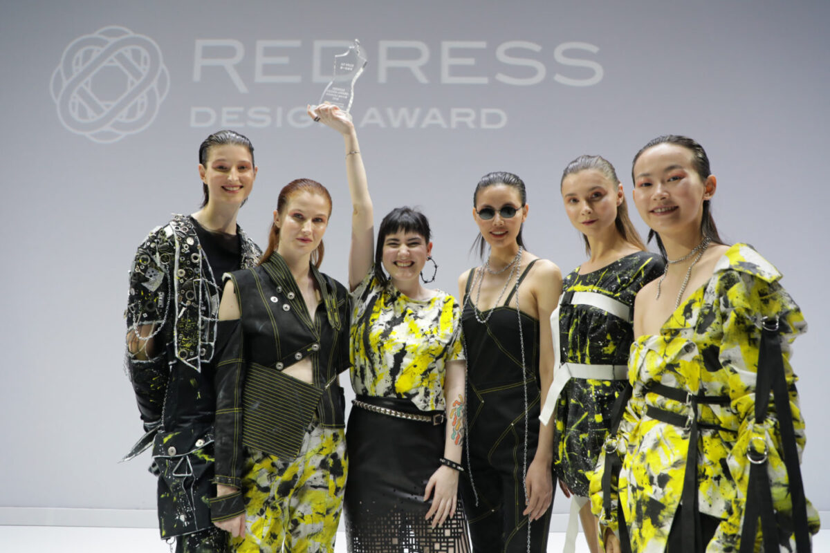 Redress Design Awards finalists turn waste into want