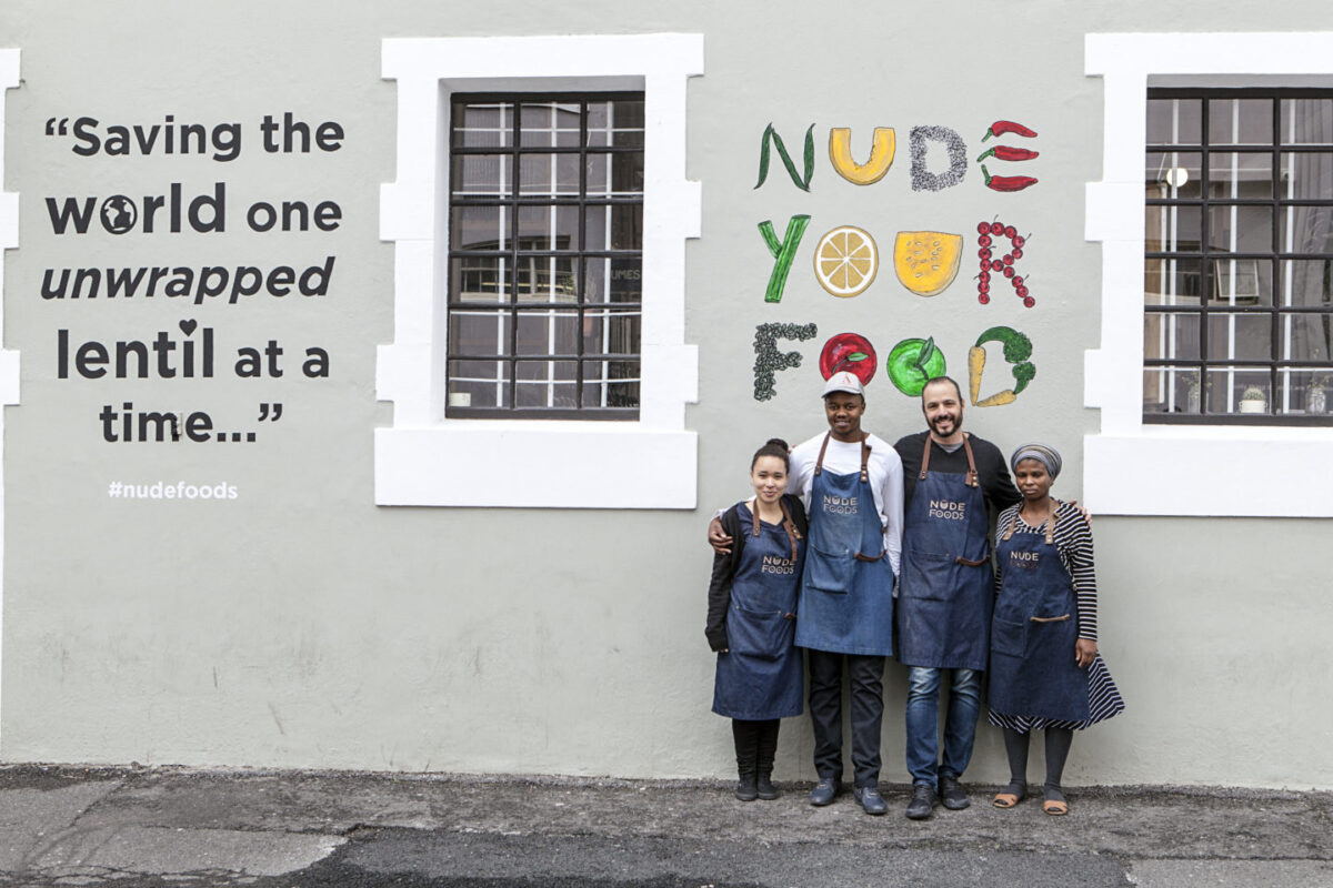 Nude Foods, a Cape Town zero waste store turns one