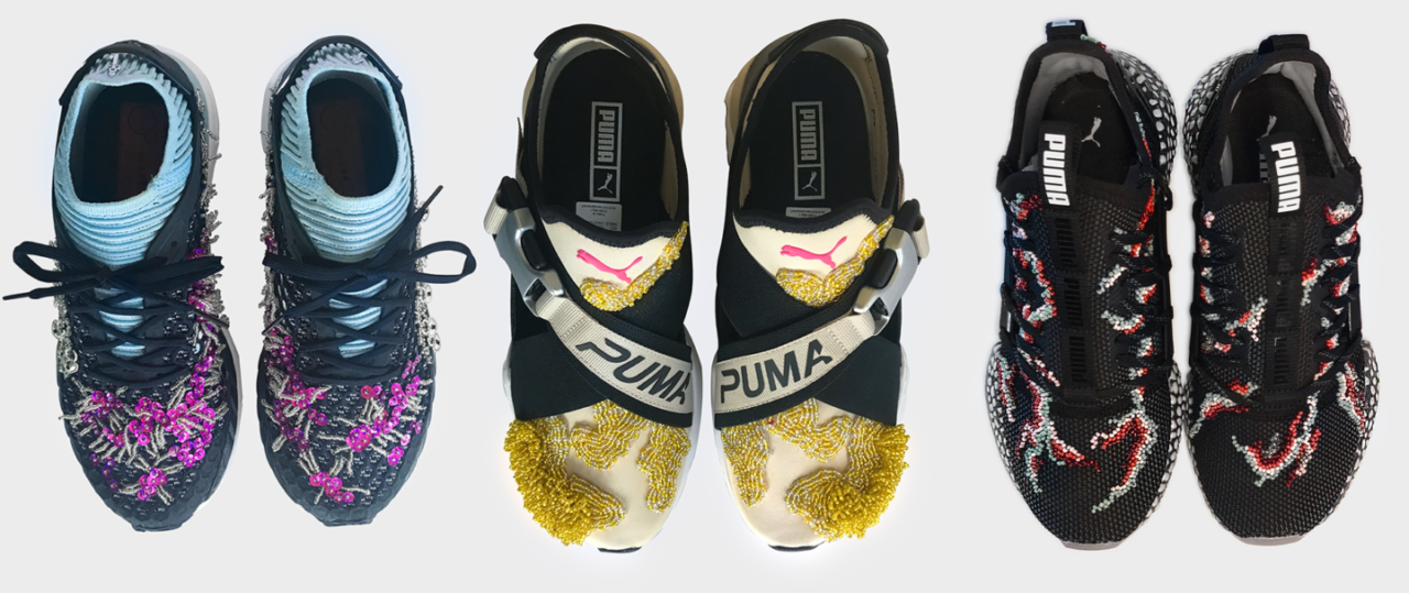 NOT JUST A PUMA is about art, social impact and… shoes