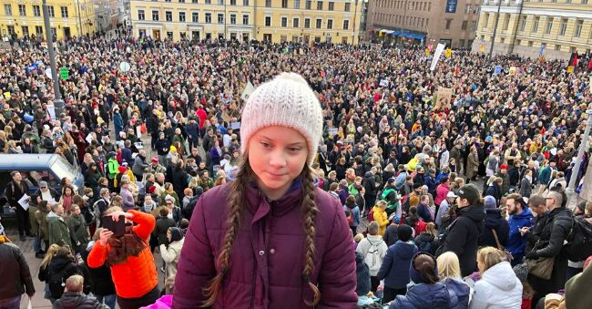 Our house is on fire: Greta Thunberg calls for global climate action