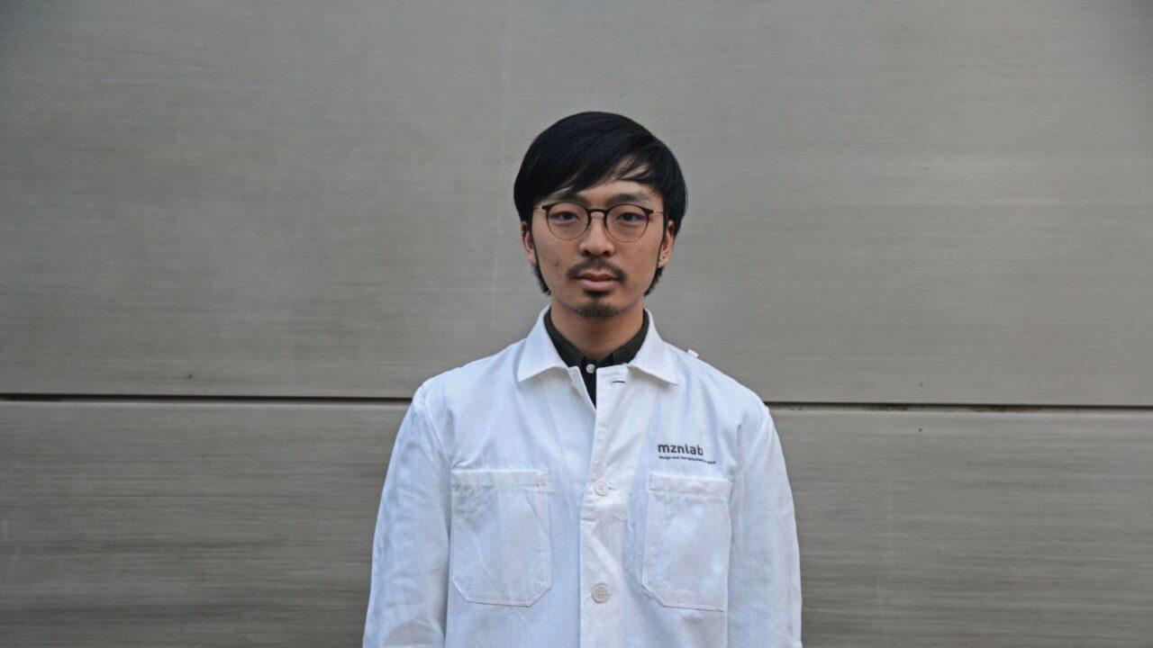 Using high-tech design Kye Shimizu wants to change fashion for good