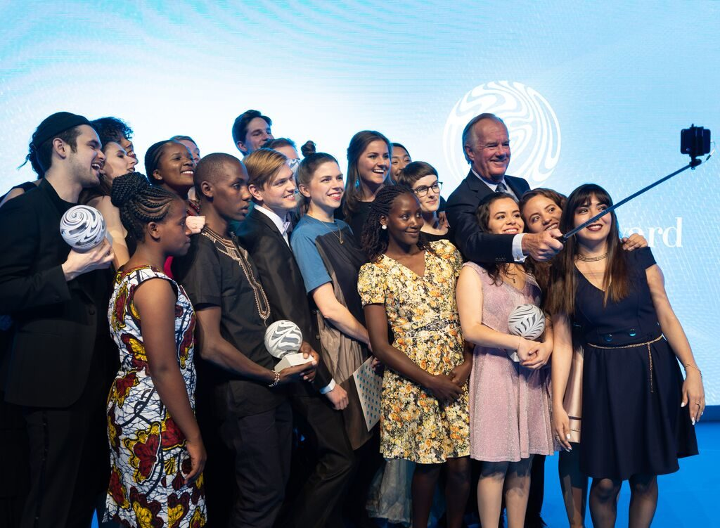Kenyan innovation team wins Global Change Award for stinging nettle fibre