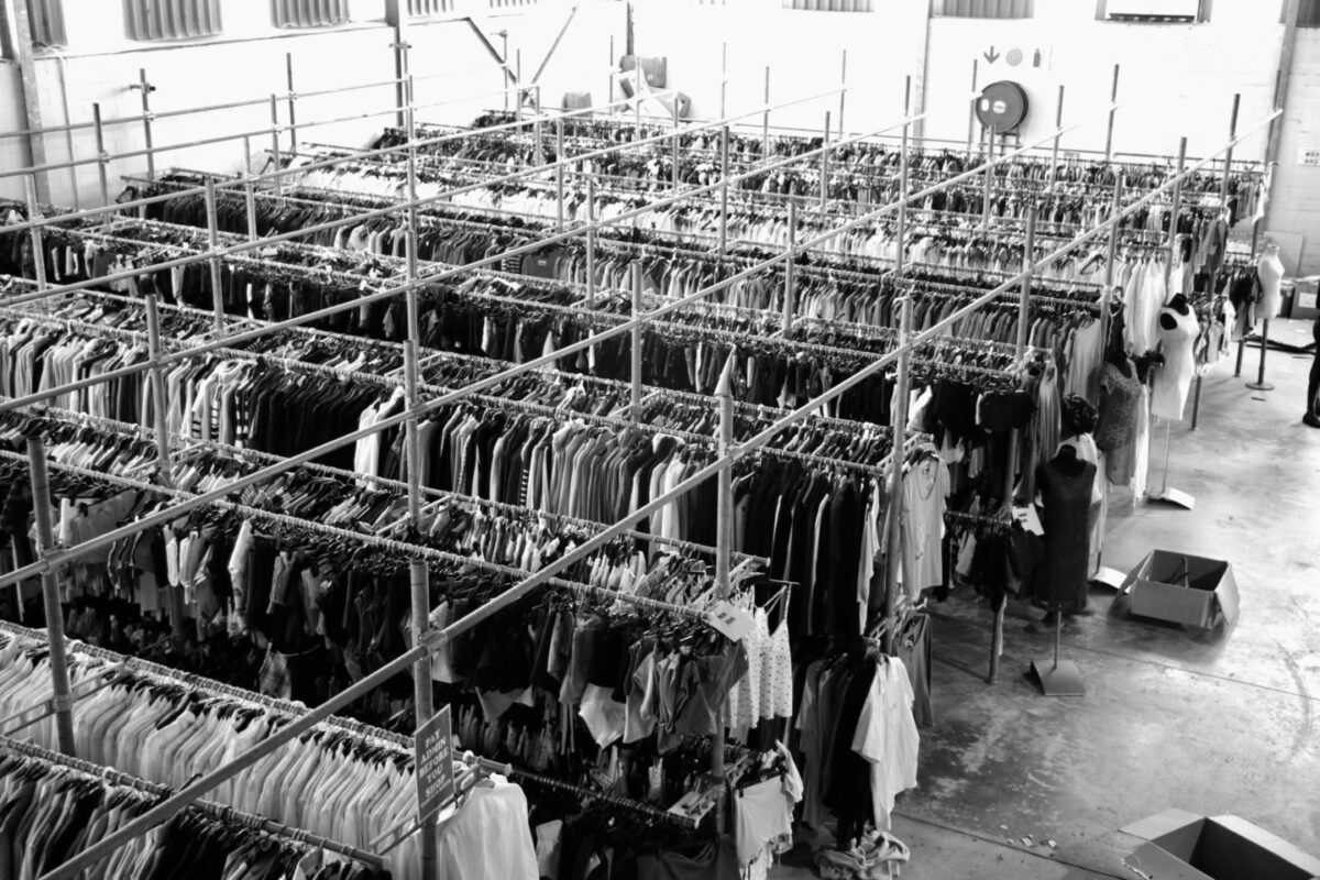 The Clothing Banks celebrates ten years and 10 million saved garments