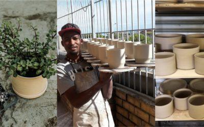 Q&A: Ceramicist Sikho Mququ puts his soul into pots
