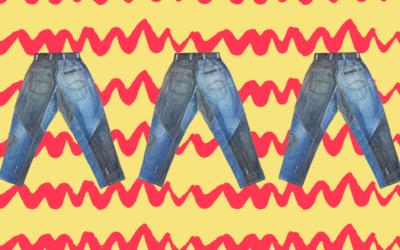 Q&A: Cynthia Otiyo-Abila upcyles old jeans into funky, new ones