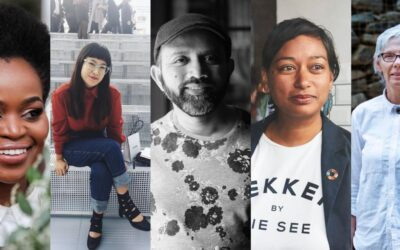 Meet the judges for the Twyg Sustainable Fashion Awards 2020