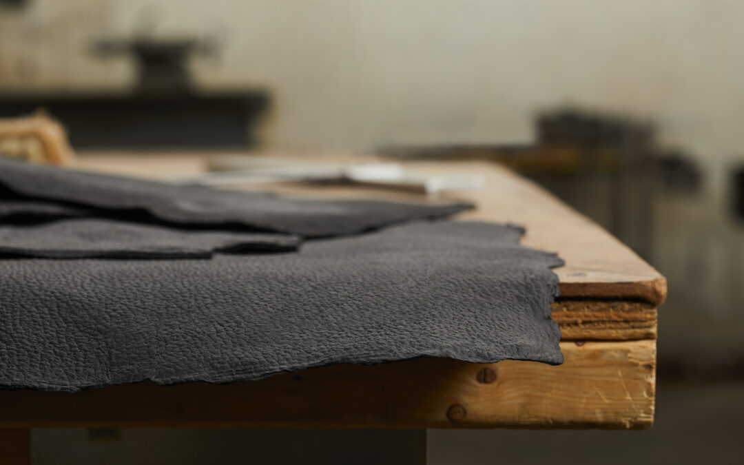 Vegan leather made from mushrooms could mould the future of sustainable fashion