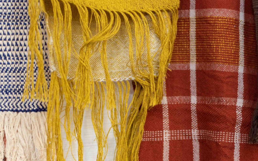Q&A: Leila Walters on slow traditional handcrafted textile
