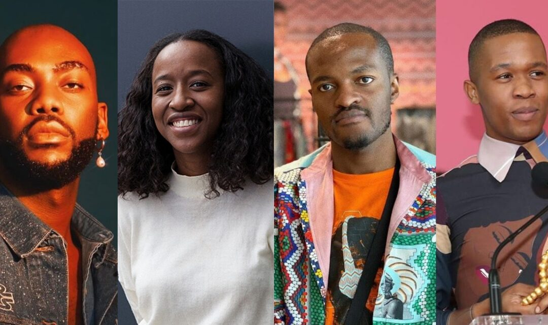 Four Black South African fashion designers take centre stage, on the world stage