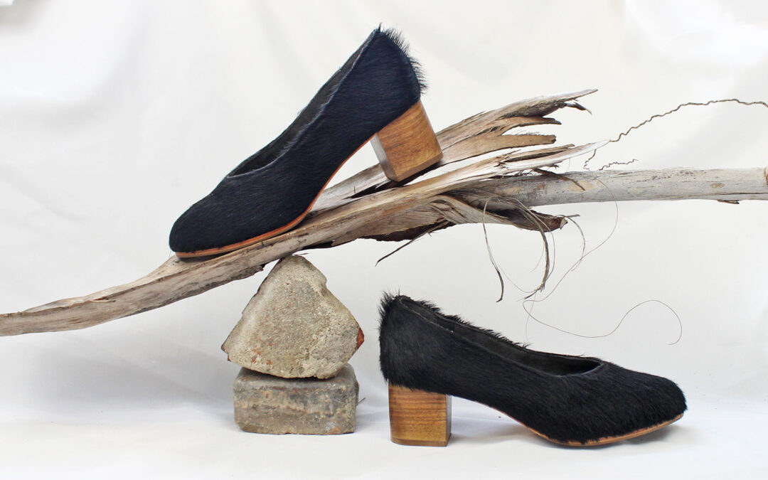 Q&A with Jinae Heyns on how Matsidiso shoes take sustainable steps
