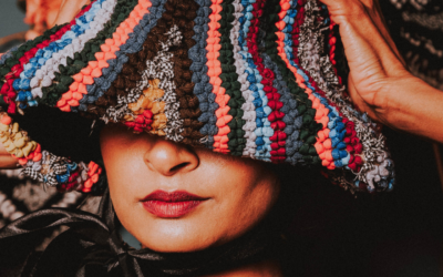 Q&A:  Shamyra Moodley sees the future of sustainable fashion as DIY-fashion-meets-art