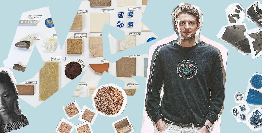 How Joburg designer Matthew Edwards is innovating a circular materials future