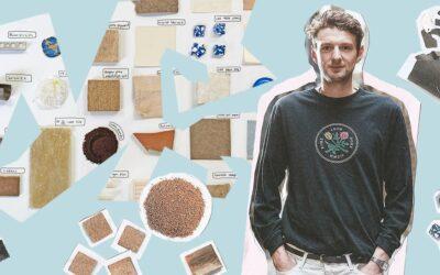 How Joburg designer Matthew Edwards is innovating a circular materials future