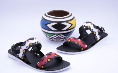Q&A: iFele founder Reggie Xaba has given a traditional sandal a new look