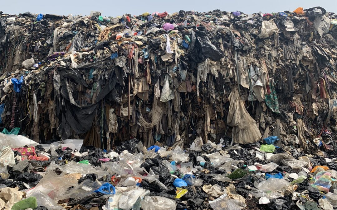 Open Letter: Dear Fashion Industry,  Let's talk about waste.