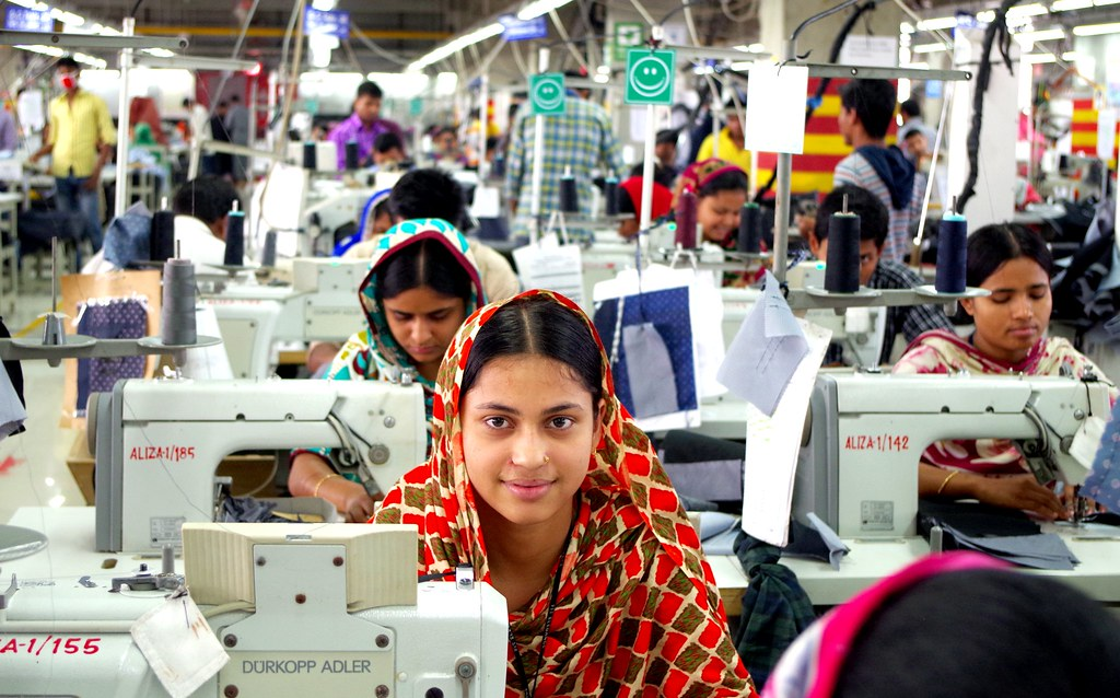 8 years after the Rana Plaza tragedy, Bangladesh's garment workers are still bottom of the pile