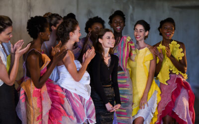 Ky Bxshxff reviews SAFW SS21 catwalk shows from the comfort of their couch