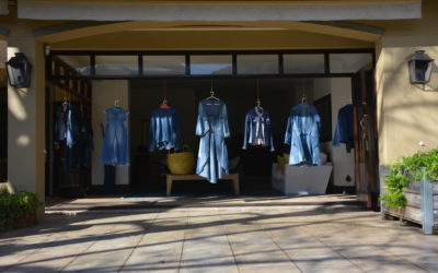 How Green Degree supports education programmes through upcycled denim