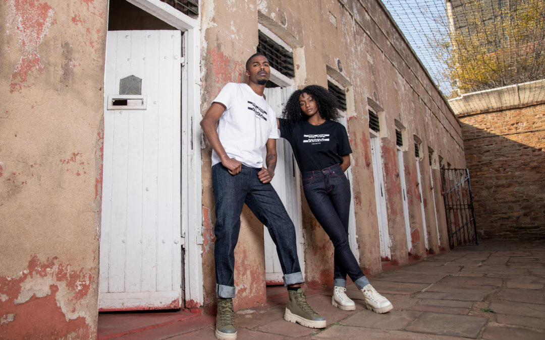 TSHEPO Jeans designs for a better future