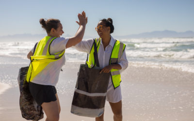 It will take much more effort than beach cleanups to solve problem plastics