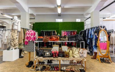 Q&A Vintage with Love founder, Jacquie Myburgh Chemaly on literacy and secondhand shopping