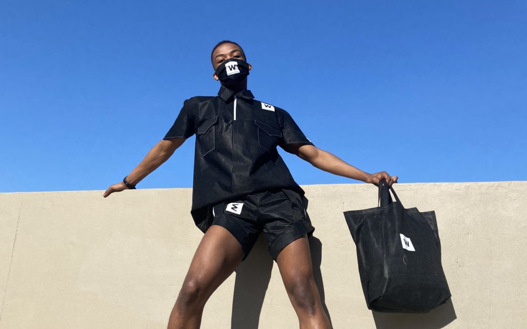 Q&A with Bhungane Mehlomakhulu. You've seen the image. Now meet the maker.