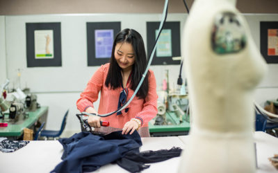 Sustainability must start with universities if the fashion industry is to change